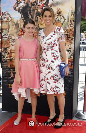 Amy Brenneman and Charlotte Silberling - Preimere of 'The Boxtrolls' - Arrivals - Los Angeles, California, United States - Sunday...