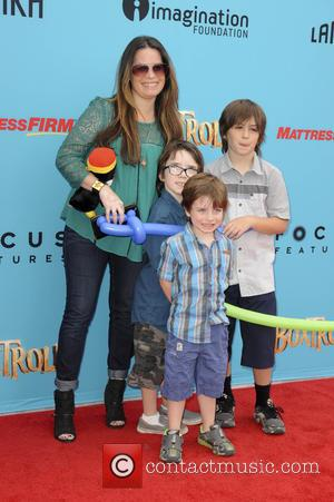 Holly Marie Combs - Preimere of 'The Boxtrolls' - Arrivals - Los Angeles, California, United States - Sunday 21st September...