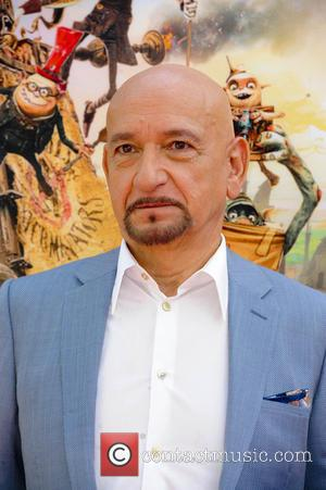 Sir Ben Kingsley - Preimere of 'The Boxtrolls' - Arrivals - Los Angeles, California, United States - Sunday 21st September...