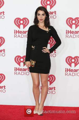 Adelaide Kane - An array of stars attended the 2014 iHeartRadio Music Festival held at the MGM Grand and were...