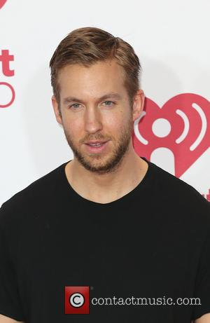 Calvin Harris - An array of stars attended the 2014 iHeartRadio Music Festival held at the MGM Grand and were...