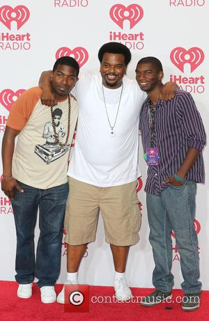 Craig Robinson - An array of stars attended the 2014 iHeartRadio Music Festival held at the MGM Grand and were...