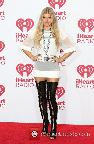 Fergie - iHeartRadio Music Festival 2014  Day 2 at MGM Grand - Las Vegas, Nevada, United States - Sunday...