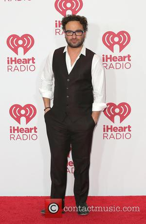 Johnny Galecki - iHeartRadio Music Festival 2014  Day 2 at MGM Grand - Las Vegas, Nevada, United States -...