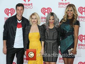 Pablo Schreiber, Taryn Manning, Dascha Polanco and Laverne Cox - An array of stars attended the 2014 iHeartRadio Music Festival...