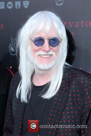 Edgar Winter - A number of stars we're snapped as they arrived at John Varvatos' International Day of Peace Celebration...