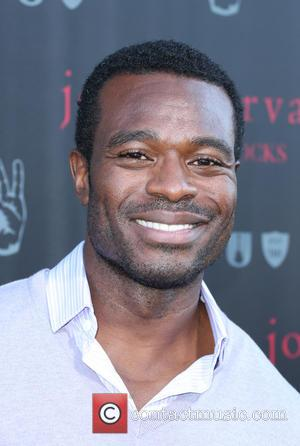 Lyriq Bent - A number of stars we're snapped as they arrived at John Varvatos' International Day of Peace Celebration...