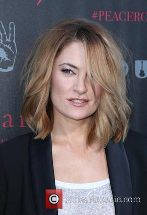 Madchen Amick - A number of stars we're snapped as they arrived at John Varvatos' International Day of Peace Celebration...