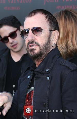 Ringo Starr Announced As The New Face Of Skechers