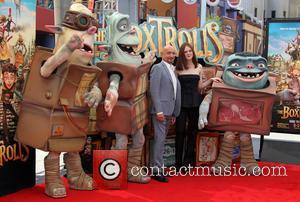 Ben Kingsley and Elle Fanning