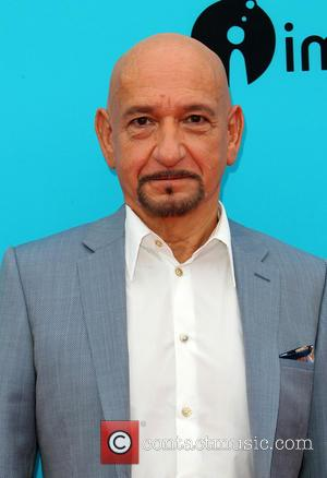 Ben Kingsley - Preimere of 'The Boxtrolls' - Arrivals at AMC Universal CityWalk. - Universal City, California, United States -...