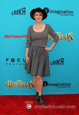 Molly Ringwald - Preimere of 'The Boxtrolls' - Arrivals at AMC Universal CityWalk. - Universal City, California, United States -...