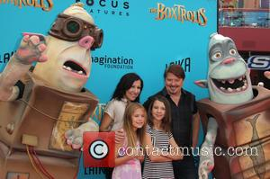 Dave Foley and Family