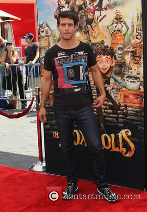 Joey Mcintyre - Stars of the new animated, adventure comedy 'The Boxtrolls' were photographed on the red carpet as they...