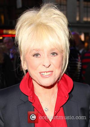 Barbara Windsor - The Dominion Theatre was the venue for the press night of Evita, the stars were photographed as...
