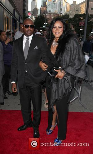 Director, Antoine Fuqua and Lela Rochon