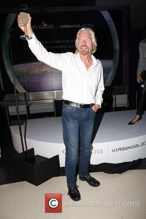 Richard Branson: 'Virgin Galactic Will Continue'