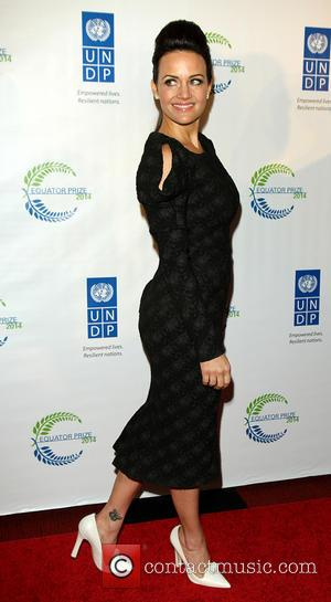 Carla Gugino - Photos from the 2014 United Nations Equator Prize in which 25 local sustainable development solutions for people,...