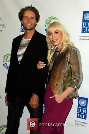 Toby Gad and Natasha Bedingfield