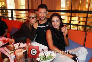 Lea Thompson and Sharna Burgess - 'The celebs from the hit TV show 'Dancing with the Stars' photographed at a...