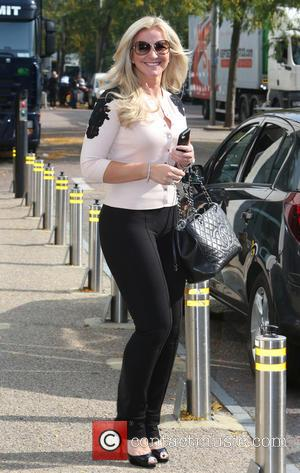 Michelle Mone - Celebrities at the ITV studios - London, United Kingdom - Monday 22nd September 2014