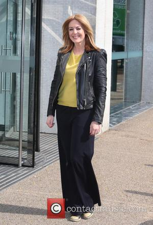 Helen Fospero - Celebrities at the ITV studios - London, United Kingdom - Monday 22nd September 2014
