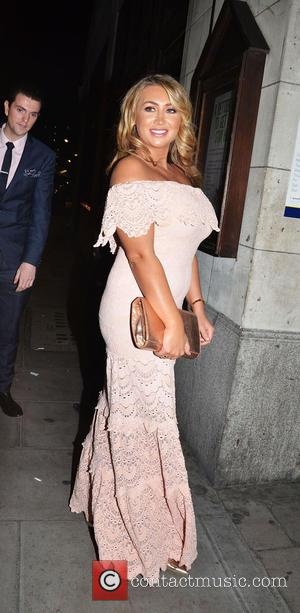 Lauren Goodger - A variety of reality TV stars were photographed at the 2014 National Reality TV Awards in London,...