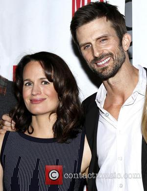 Elizabeth Reaser and Frederick Weller