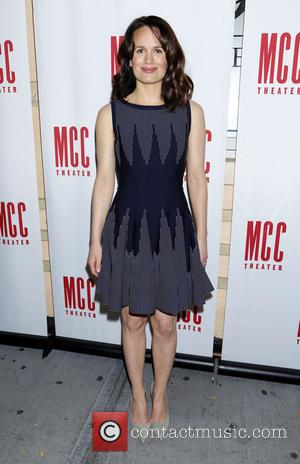 Elizabeth Reaser - Opening night after party for 'The Money Shot' - Arrivals at Lortel Theatre, - New York, New...