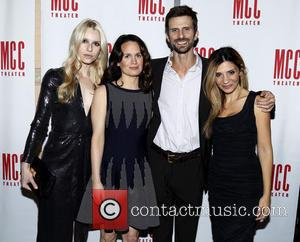 Gia Crovatin, Elizabeth Reaser, Frederick Weller and Callie Thorne