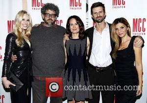 Gia Crovatin, Neil Labute, Elizabeth Reaser, Frederick Weller and Callie Thorne