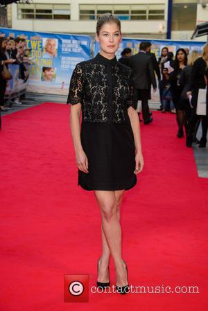 Rosamund Pike - 'What We Did on Our Holiday' Premiere - Arrivals - London, United Kingdom - Monday 22nd September...