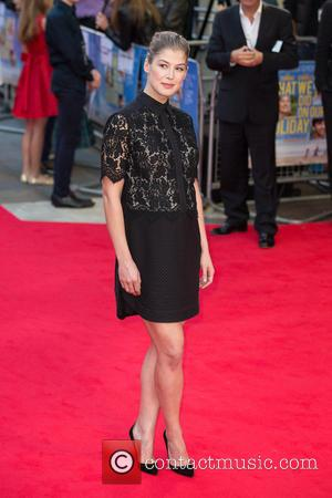 Rosamund Pike - The World Premiere of