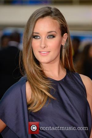 April Pearson - Snaps of the stars as they took to the red carpet for the premier of British comedy...