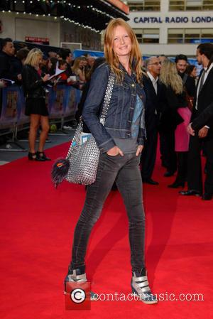 Olivia Inge - Snaps of the stars as they took to the red carpet for the premier of British comedy...