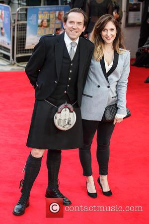 Ben Miller - 'What We Did on Our Holiday' premiere at Leicester Square, Odeon West End - London, United Kingdom...
