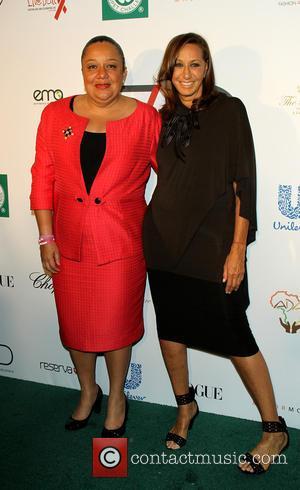 Donna Karen and Sophia Martelly