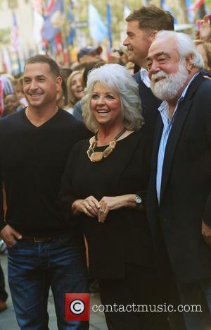 Paula Deen, Bobby Deen and Jamie Deen