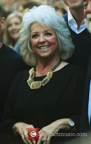 Paula Deen - American country music singer Kenny Chesney photographed performing on the TV show 'Today' in NY, New York,...