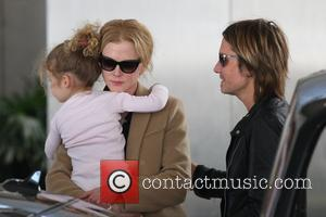 Nicole Kidman, Faith Margaret Kidman Urban and Keith Urban - Australian actress known for her roles in films such as...