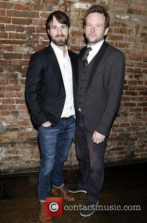 Alex Hurt and Dallas Roberts