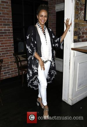 Nicole Ari Parker - An opening night party was held for the play adaptation of the 1970's Swedish TV series...