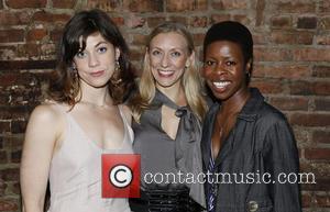 Susannah Flood, Tina Benko and Roslyn Ruff