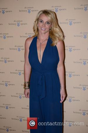 Britney Spears - Global icon Britney Spears launches signature of sleepwear collection 'The Intimate Britney Spears' in the UK -...