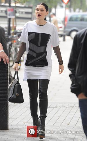 Jessie J - Jessie J at BBC Radio 1 - London, United Kingdom - Tuesday 23rd September 2014