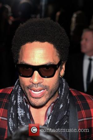 Lenny Kravitz - Rock star Lenny Kravitz put on a party for the release of his latest album at the...