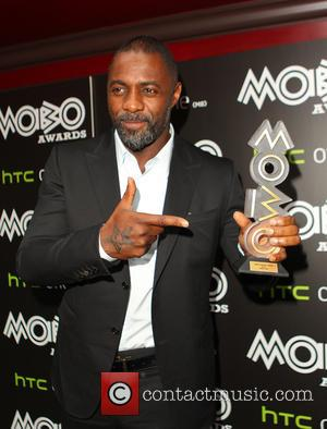 Idris Elba - 2014 MOBO Awards nominations event at Ronnie Scott's - London, United Kingdom - Tuesday 23rd September 2014