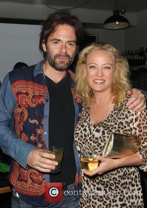 Billy Burke and Virginia Madsen