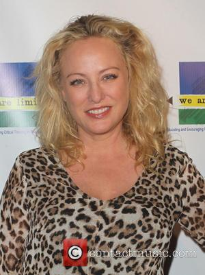 Virginia Madsen - Photos from the Hyperion public bar for the