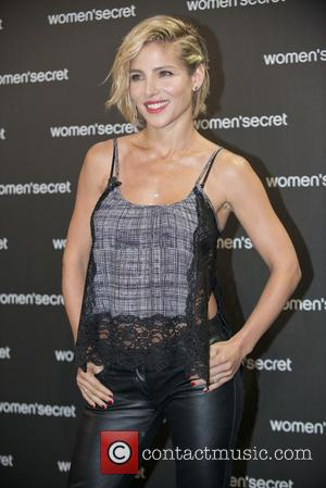 Spanish model and actress Elsa Pataky photographed at a photo call in Madrid, Spain - Wednesday 24th September 2014